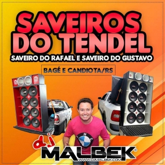 SAVEIROS DO TENDEL ESPECIAL CARNAVAL 2018