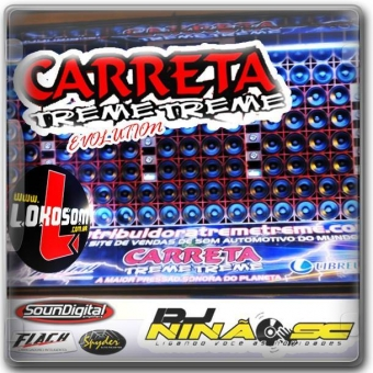 CD Carreta Treme Treme vol3