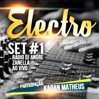 Set Mix ao vivo Eletrônico