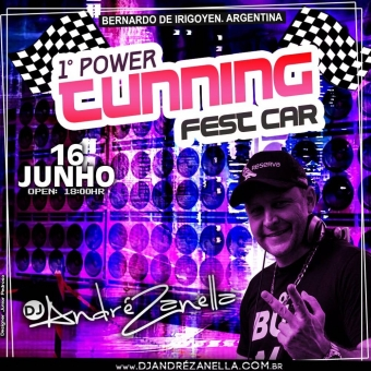 Power Tunning Fest Car Argentina