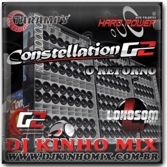 CD Constellation G2 Truck O Retorno 2016 Dj Kinho Mix