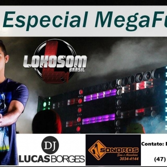 CD Especial Mega Funk Vol. 01