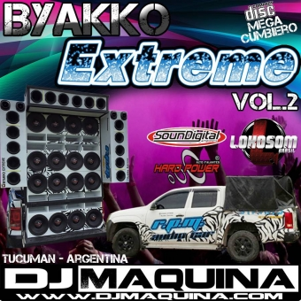 BYAKKO EXTREME VOL2 BY RPM TUNING