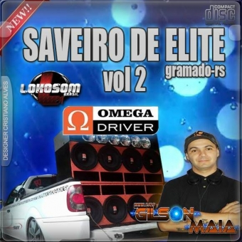 SAVEIRO-DE ELITE-VOL 2-PANCADAO-FUNKBASS