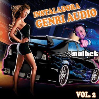 Instaladora Genri Audio Esp. Pancadão Vol. 02
