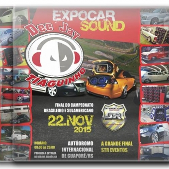 ExpoCar Sound 2015 - Guaporé-RS