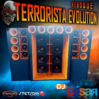 Reboque Terrorista Evolution