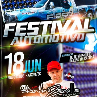 Festival Automotivo Xaxim 2017