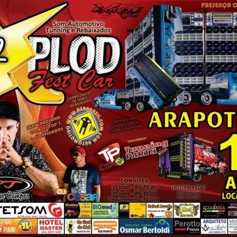 Xplod Fest Car - 15/04 Arapoti PR