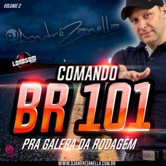Comando Br 101 Volume 2 (Com Fala)