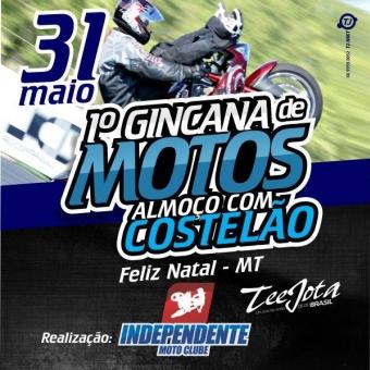 1º GINCANA DE MOTOS - INDEPENDENTE MOTO CLUBE