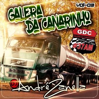 Galera da Canarinho Volume 3 ((Ao vivo))