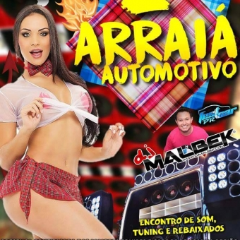 ARRAIÁ AUTOMOTIVO VOL2