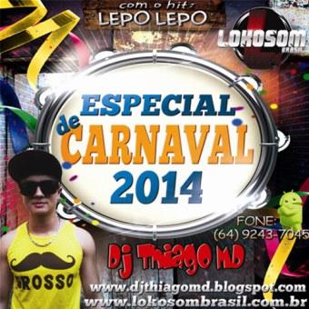 Especial De Carnaval 2014