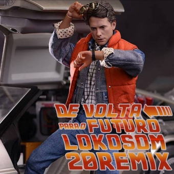 De Volta Para o Futuro LOKOSOM Dance Rock