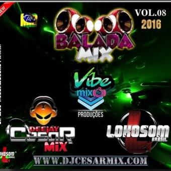 BALADA MIX VOL.08 2016