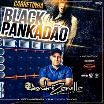 Carretinha Black Pancadão 2017