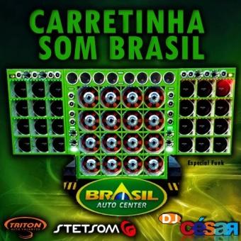 Carretinha Som Brasil