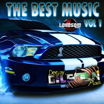 CD-THE BEST MUSIC VOL 1-DANCE REMIX 2017