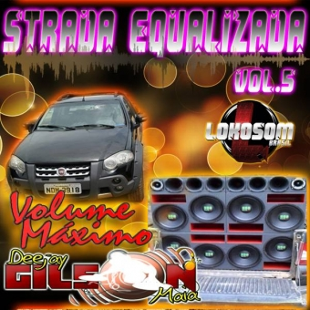 STRADA EQUALIZADA VOL-5-SERTANEJO-DANCE