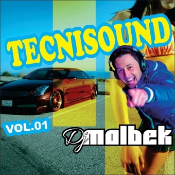 Tecnisound Vol. 01 Especial Lançamentos