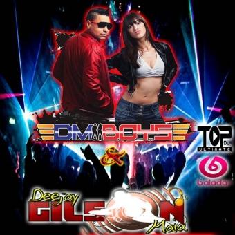 DM BOYS E DJ GILSON MAIA-ELETRO FUNK 2016