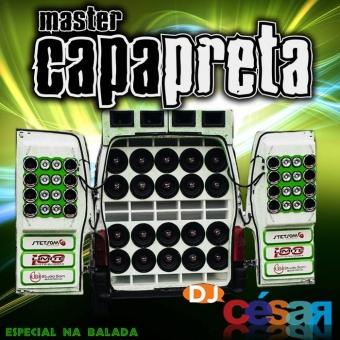 Master Capa Preta 2017