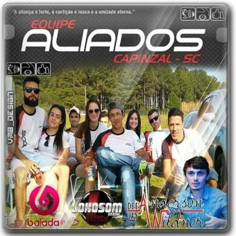 EQUIPE ALIADOS - DJ ANDERSON WILDNER