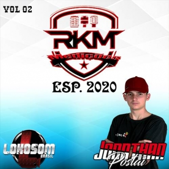 RKM MEDIÇÕES - DJ JONATHAN POSTAI O VOL 2 2020