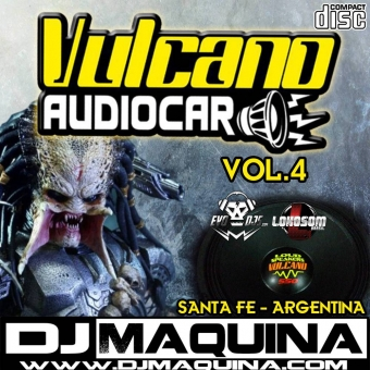 VULCANO AUDIO CAR VOL4