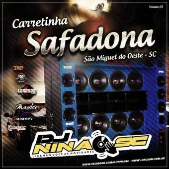 Carretinha Safadona Vol.3