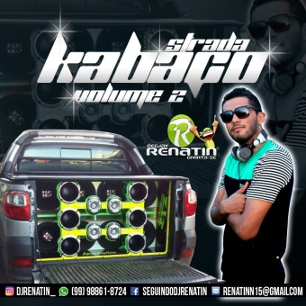 STRADA KABAÇO VOLUME 2 ESPECIAL 2K17 - DJ RENATIN