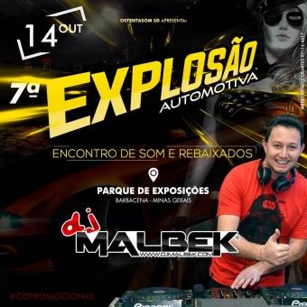 EXPLOSÃO AUTOMOTIVA 7 EDICAO