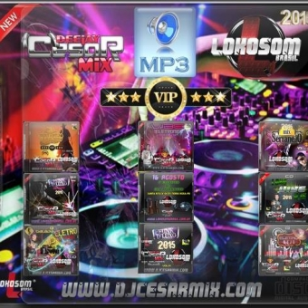 DJ CESAR MIX - MP3 VIP VOL.01