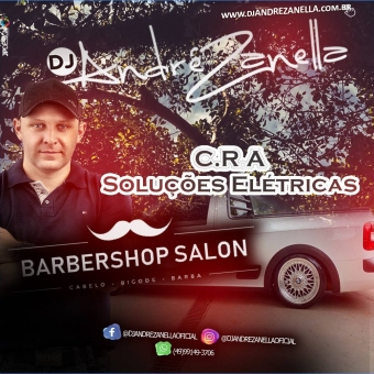 C.R.A Soluções Elétricas e Barber Shop Salon