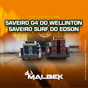 SAVEIRO G4 DO WELITON E SAVEIRO SURF DO EDSON