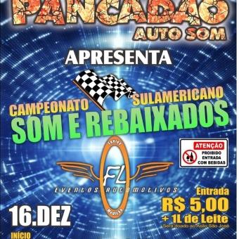 Campeonato Sulamericano de Som e Rebaixados FL Eventos Automotivos