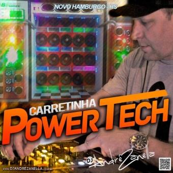 Carretinha Power Tech