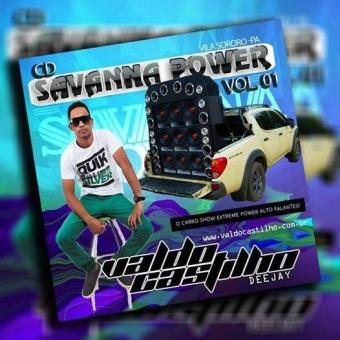 CD Savana power vol-01