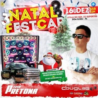 3 NATAL FEST CAR - Dom Eliseu - Pará