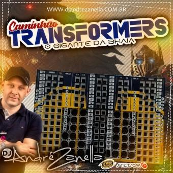 Caminhão Transformers O Gigante da Bahia