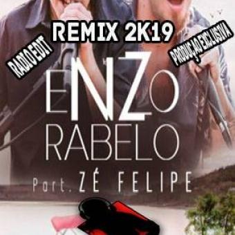 Dj nino-Enzo Rabelo Ft ze felipe-Tijolinho por tijolinho 2k19