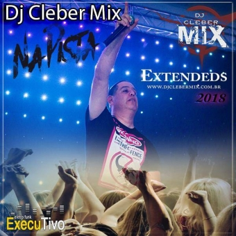 Cd Dj Cleber Mix Na Pista Vol 01 2018