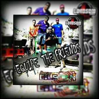 CD-EQUIPE THE FRIENDS