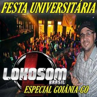 FESTA UNIVERSITÁRIA (ESPECIAL GOIÂNIA-GOIAS)