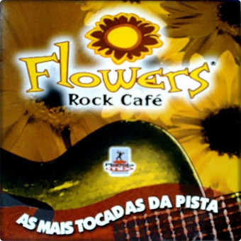 FLOWERS ROCK CAFE VOL-1 SEM VINHETA