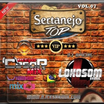SERTANEJO TÓP VOL.07