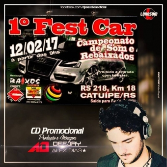 FEST CAR CATUIPE RS