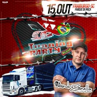 Tunning Party Brasil Fraiburgo 2017
