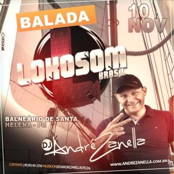 Balada Lokosom Brasil ((Santa Helena-Pr))